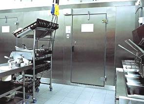 Câmara frigorífica portátil