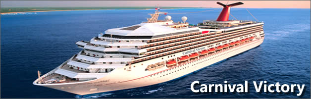 Cruzeiros Carnival Victory Tour Virtual Viagem Internacional