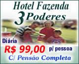 Hotel Fazenda 3 Poderes