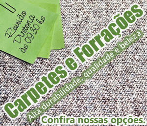 Carpetes e Forracoes