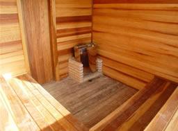 Materiais de construcao tipos de saunas sauna - Tipos de saunas ...