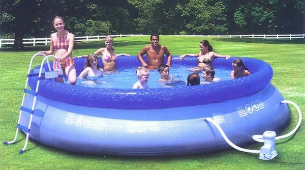 Piscinas piscina piscina inflavel filtro para piscina for Termometros para piscinas