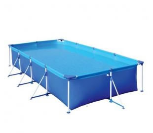 Piscinas piscina piscina de lona piscina de lona em pvc for Piscinas de lona rectangulares