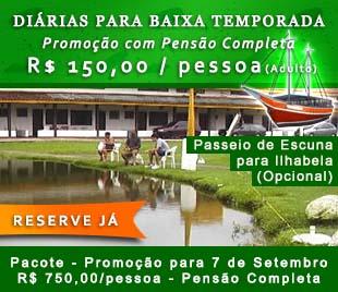 Promoção Hotel Fazenda 3 Poderes