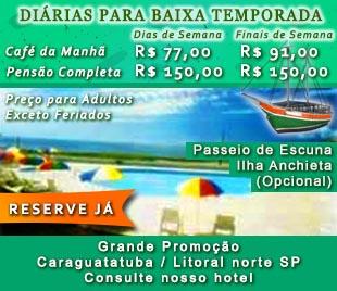 Hotel Águas Vivas, pacote  em até 10x sem juros